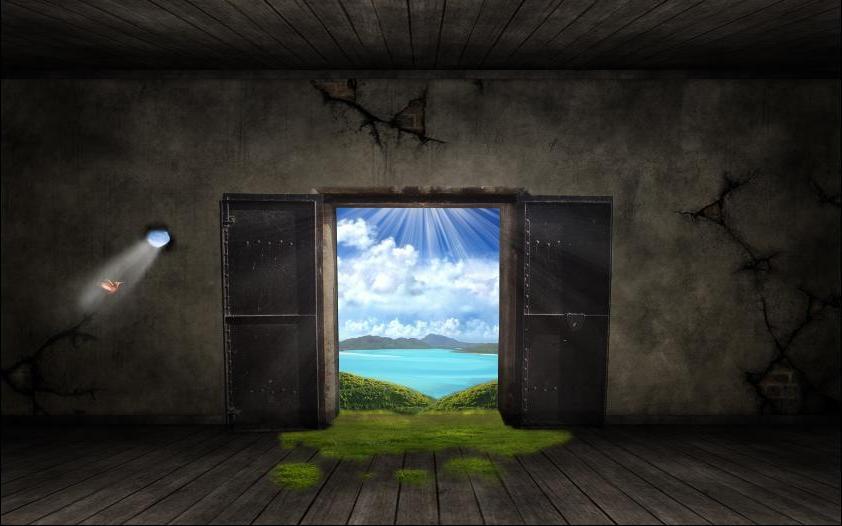 двери в хорошую жизнь