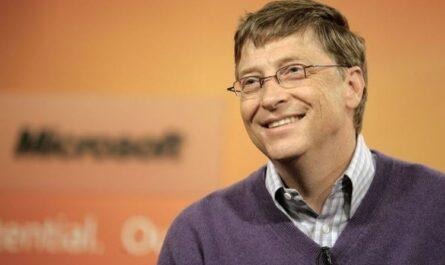 Билл Гейтс биография