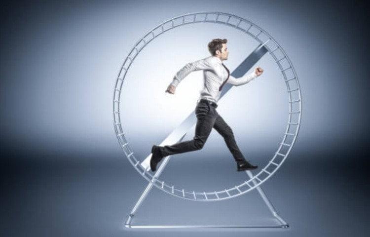 Крысиные бега: как человеку вырваться из замкнутого круга?